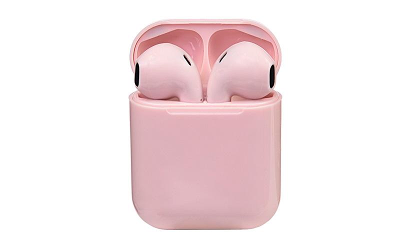 Auriculares Inalámbricos Rosa