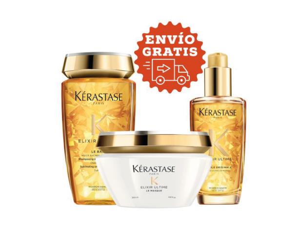 Pack Kérastase Elixir Ultime con 10% dto