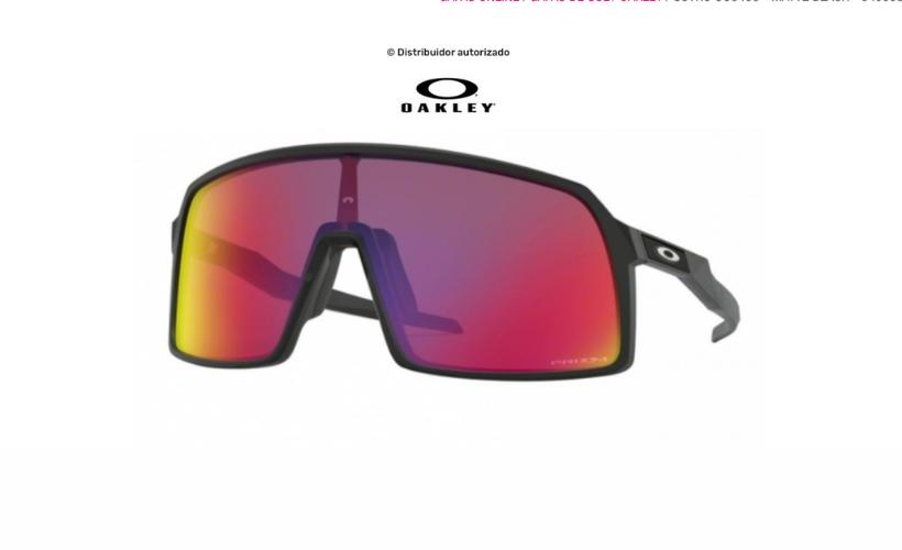 Gafas de sol Oakley Sutro Matte Black
