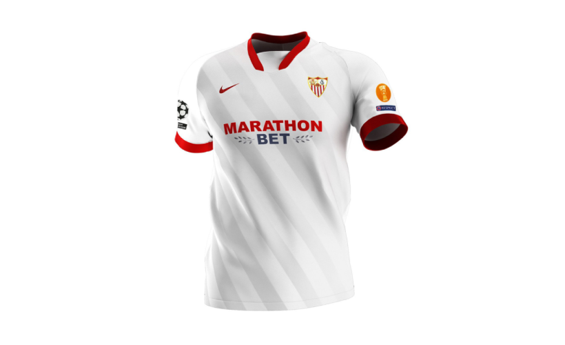 Camiseta Nike Sevilla FC con 5% de descuento