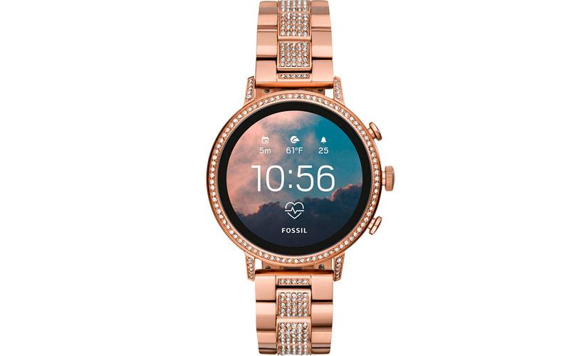 Smartwatch Fossil Q Venture HR con 15% dcto.