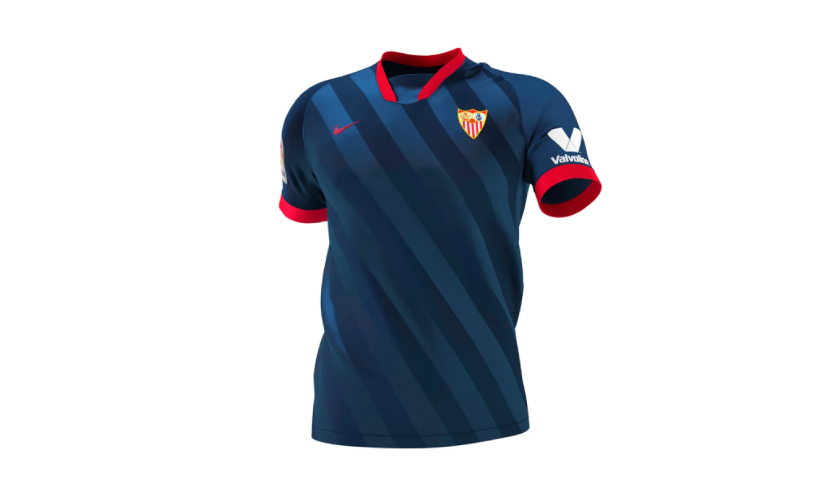 Camiseta Nike Sevilla FC niño con 5% de dto