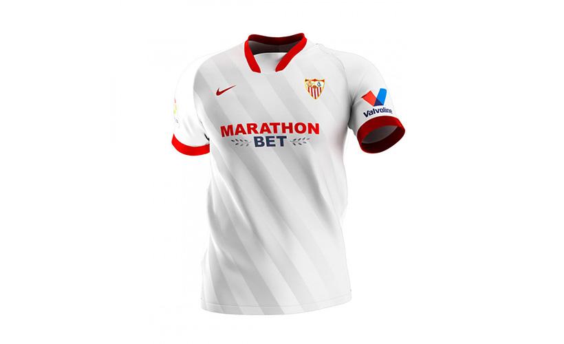 Camisetas Sevilla CF con 5% descuento