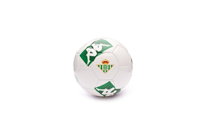 Balón Kappa mini Real Betis con 5% de dto